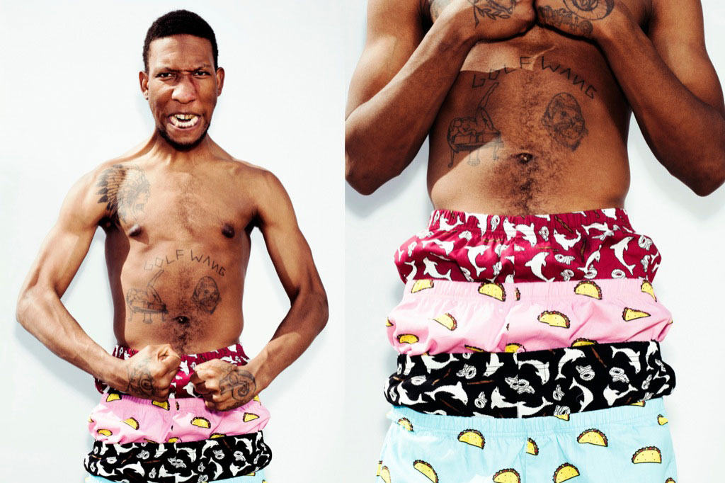 Image of Odd Future 2014 Spring/Summer Lookbook