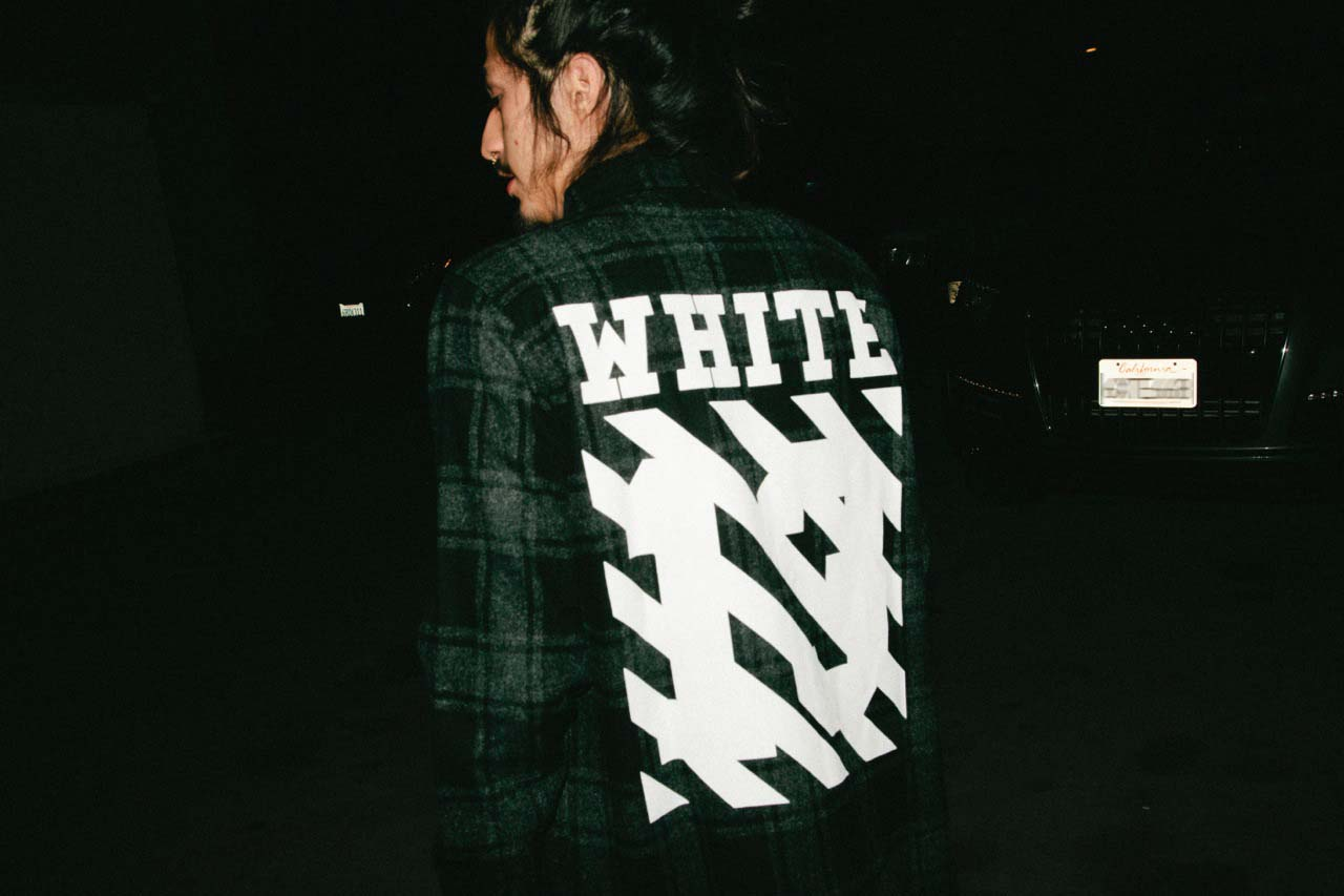"Image of OFF-WHITE c/o VIRGIL ABLOH 2014 Spring/Summer ""OFF WHITE OFF WHITE OFF WHITE"" Editorial by Union"