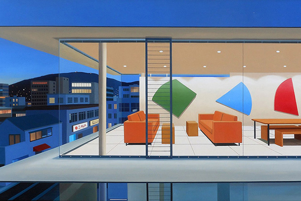 Image of Architectural Paintings by Tom McKinley