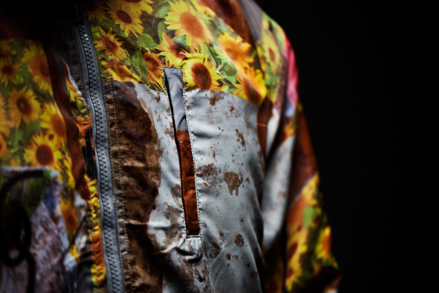 Image of P.A.M. 2014 Spring/Summer Urban Scramble Bomber Jacket