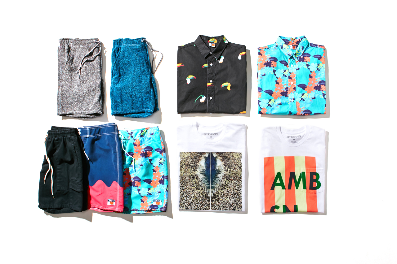 Image of PacSun 'New Surf' Capsule Collection
