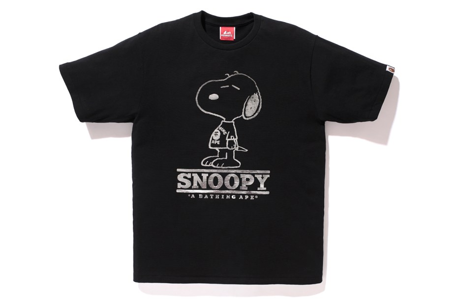 Image of Peanuts x A Bathing Ape 2014 Capsule Collection