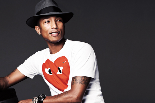 Image of Pharrell Williams x COMME des GARÇONS Forthcoming Fragrance Collection