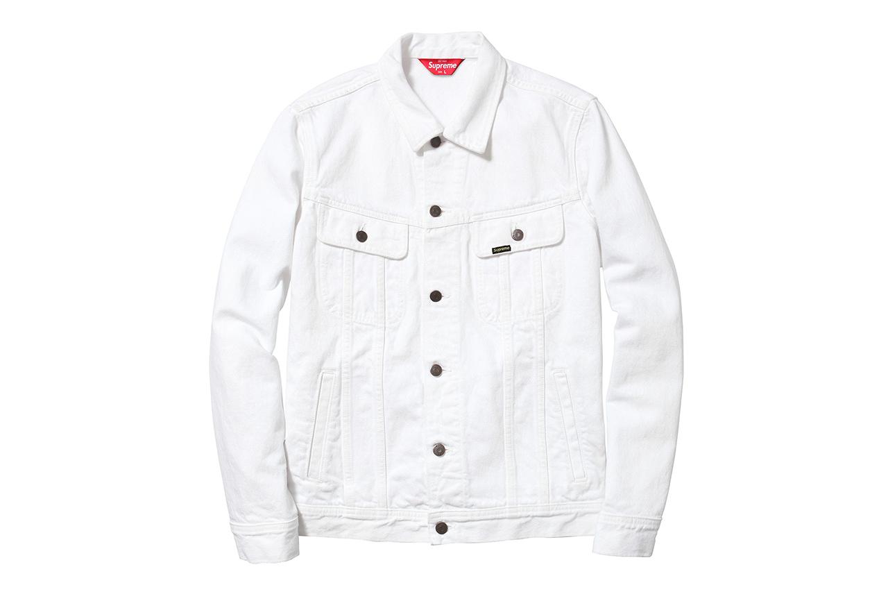 Image of Playboy x Supreme 2014 Spring/Summer Denim Jacket