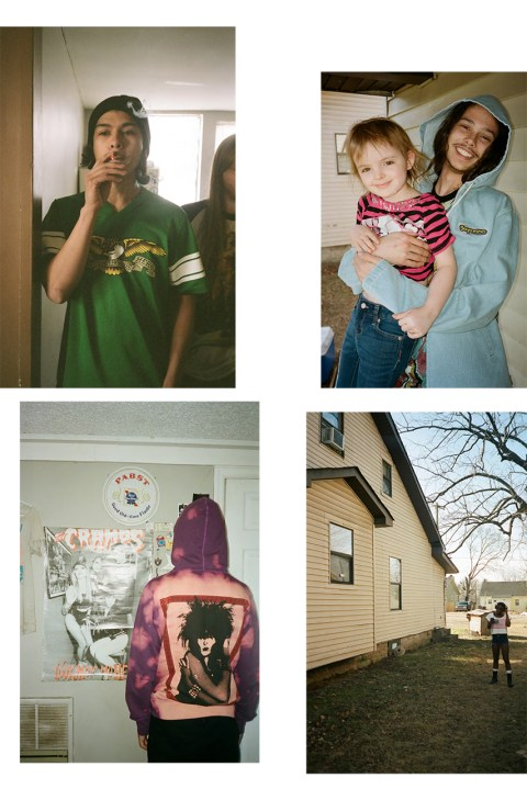 "Image of POPEYE: Supreme 2014 Spring/Summer ""Ca$hville"" Editorial by Harmony Korine"