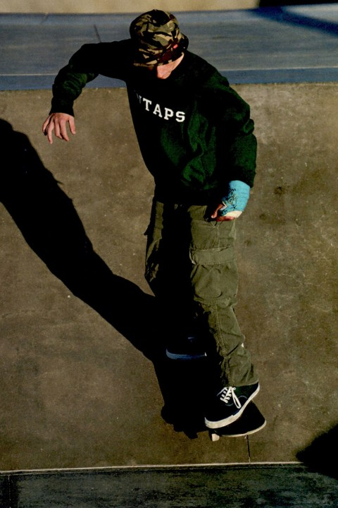 Image of POPEYE: WTAPS 2014 Spring/Summer Editorial
