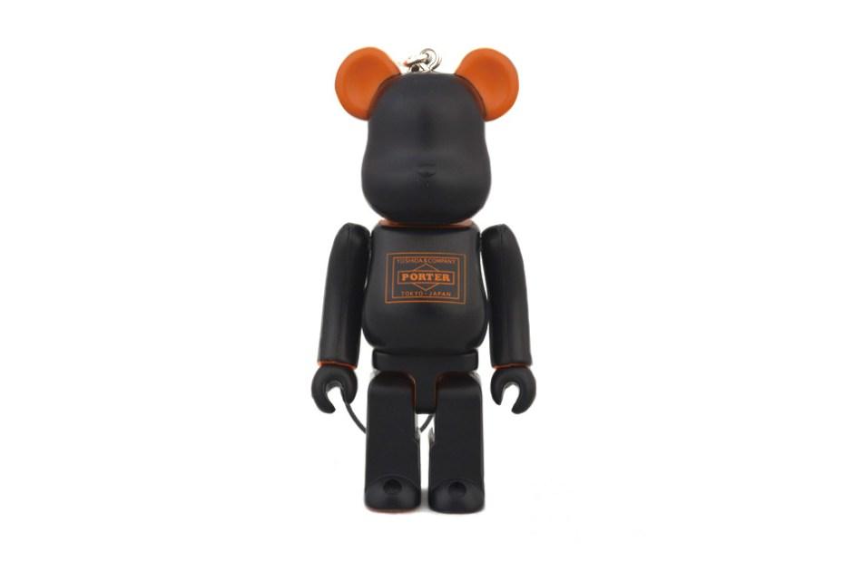 "Image of Porter x Medicom Toy 100% Bearbrick ""PORTER STAND"""
