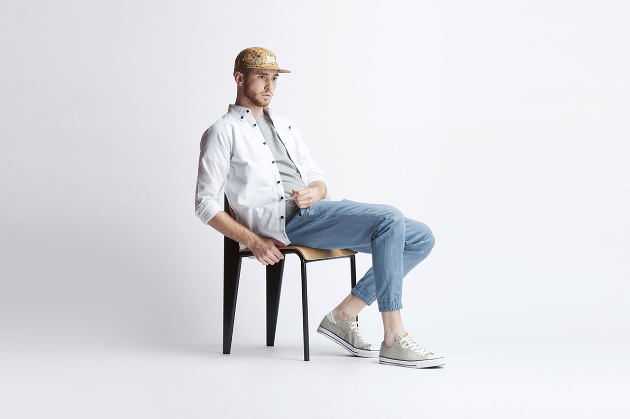 "Image of Publish Brand 2014 Spring ""Good Fellers"" Lookbook Part 2"