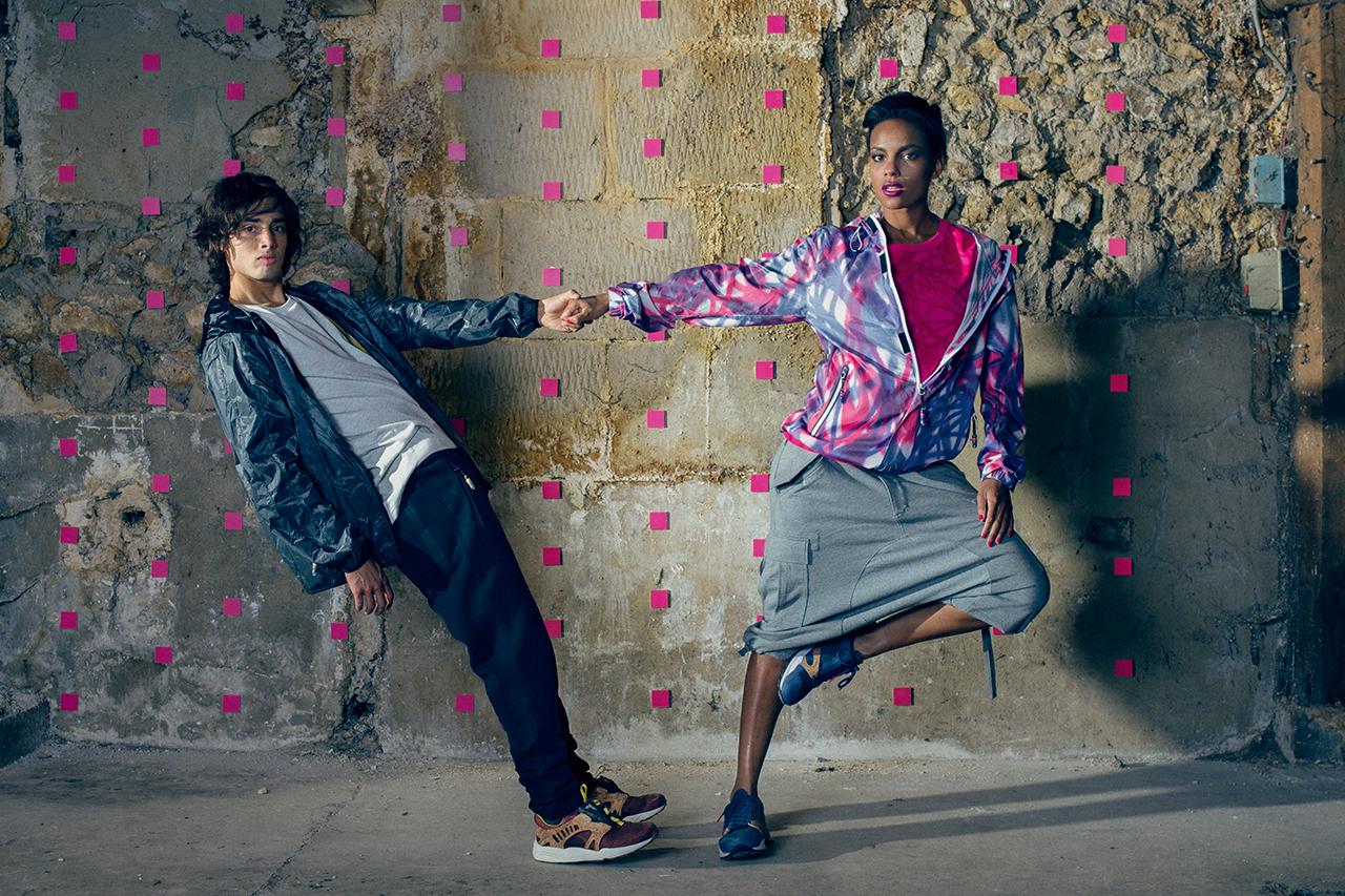 Image of PUMA MMQ 2014 Spring/Summer Lookbook