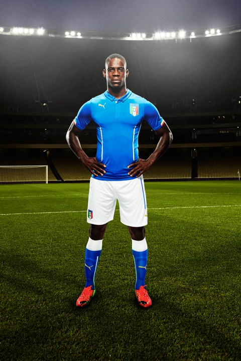 Image of PUMA Unveils New Kits for the Italian National Team