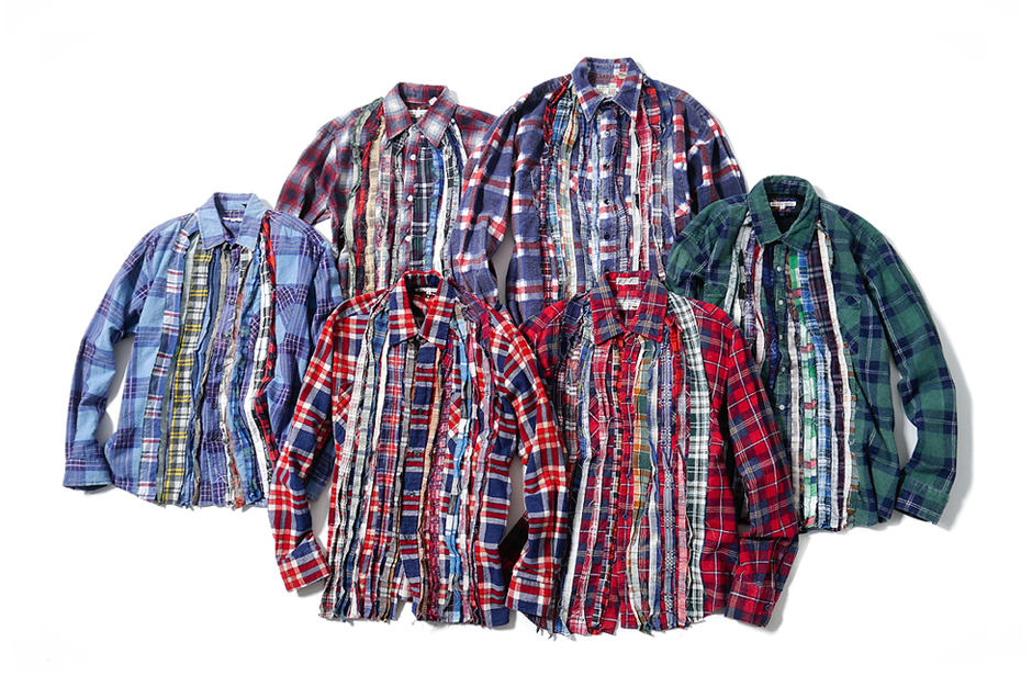 Image of Rebuild by Needles: 2014 Spring/Summer Outerwear & Flannels