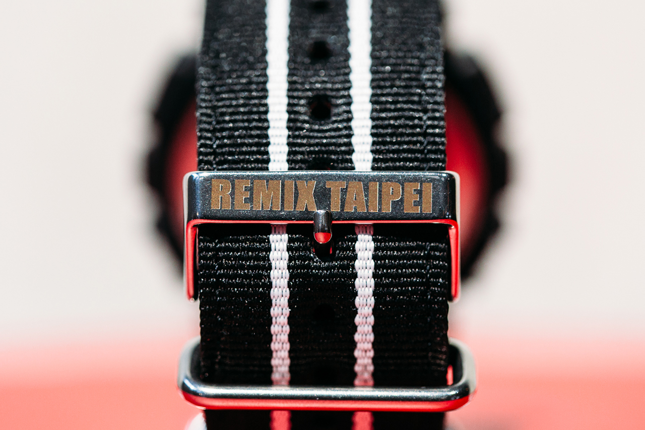Image of Remix x Casio G-Shock GA-100