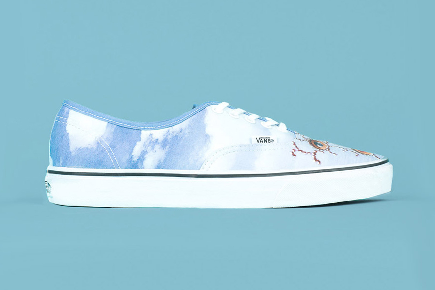 Image of René Magritte x Opening Ceremony x Vans 2014 Spring Authentic