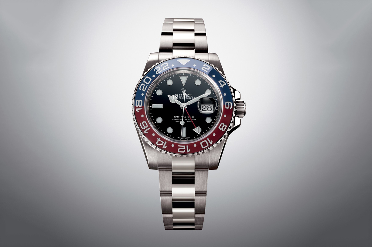 Image of Rolex 2014 GMT-Master II in White Gold