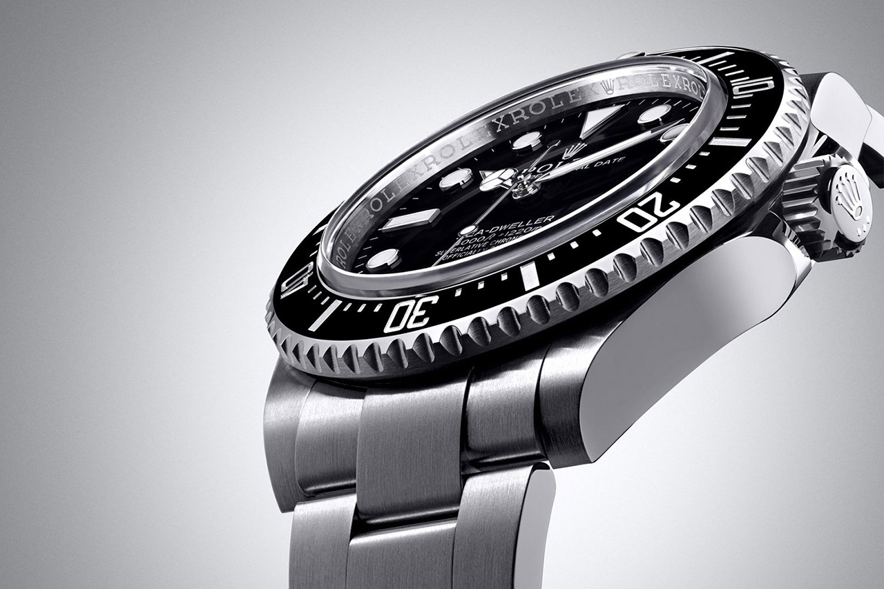 Image of Rolex Sea-Dweller 4000