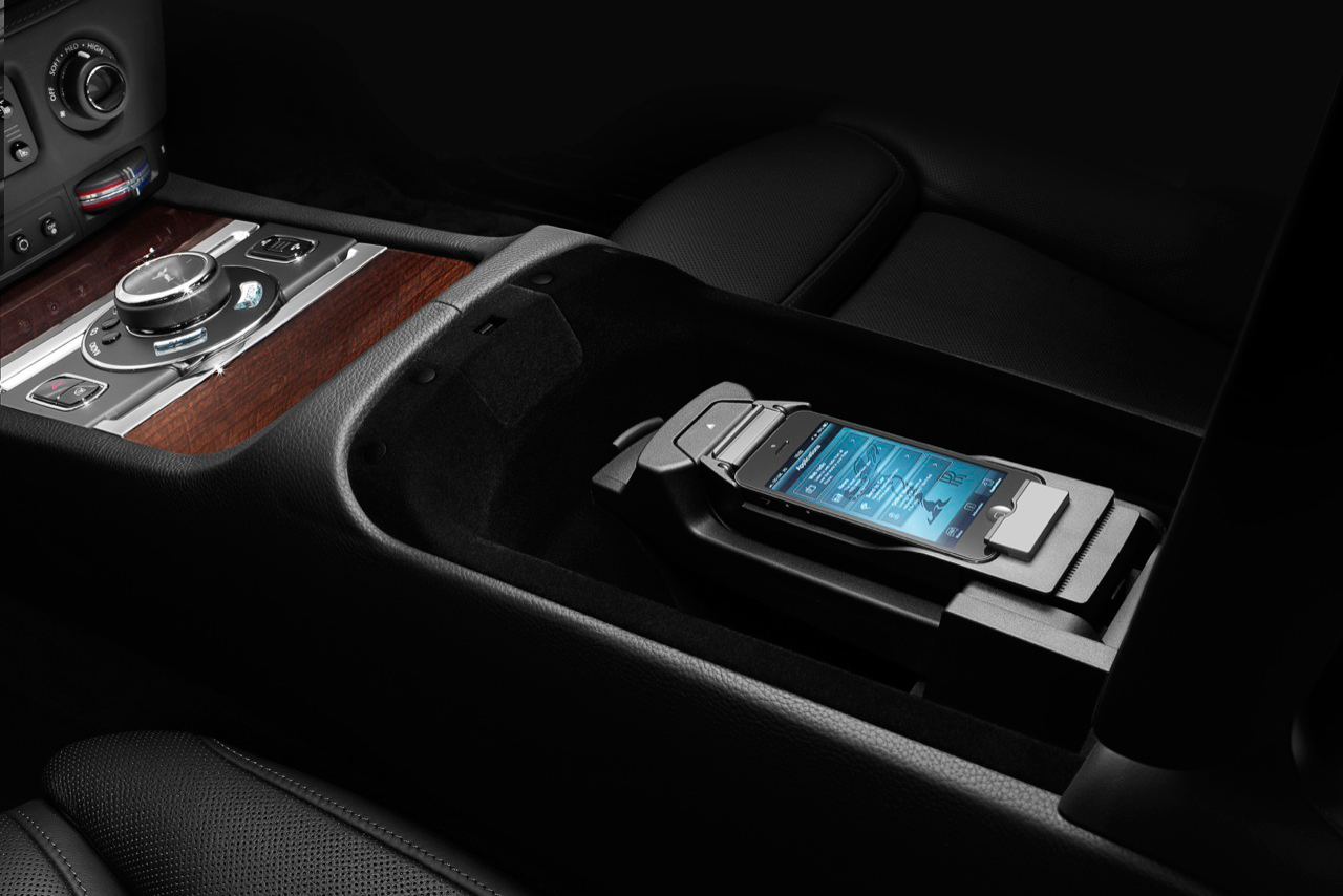 Image of Rolls-Royce Ghost Series II