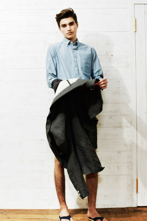 Image of Ron Herman Japan 2014 Spring/Summer Lookbook