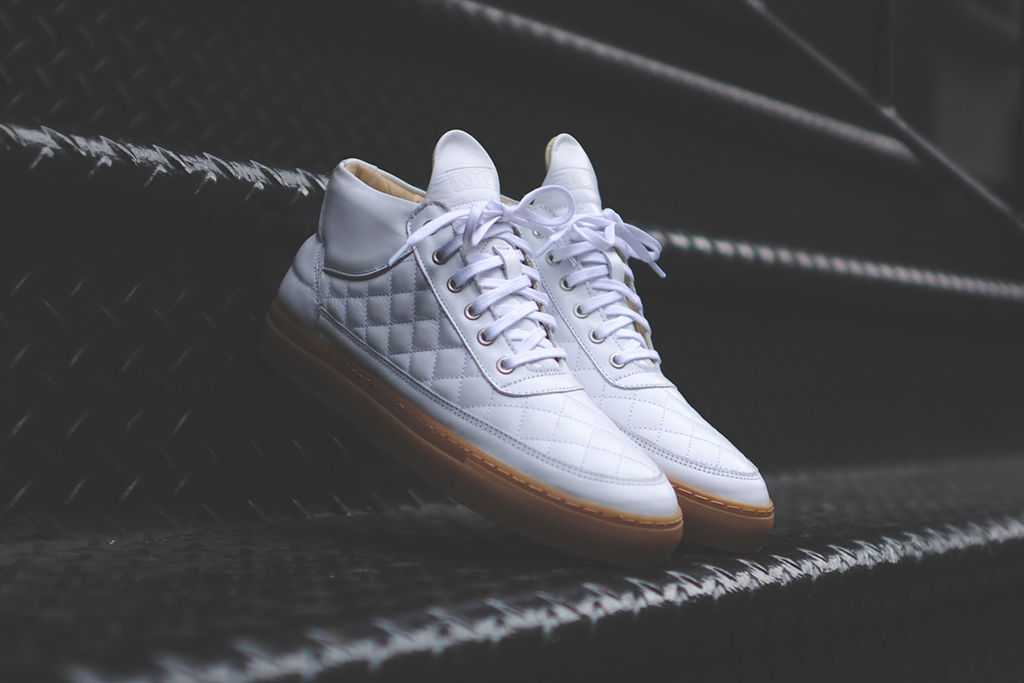 Image of Ronnie Fieg x Filling Pieces Quilted RF-Mid