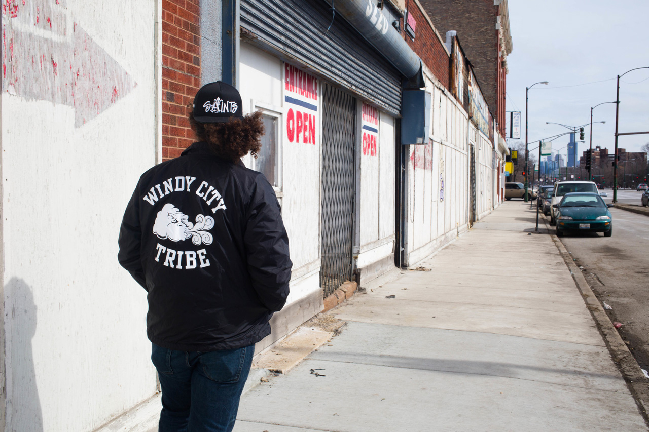 "Image of Saint Alfred x Stussy ""Windy City Tribe"" Capsule Collection"