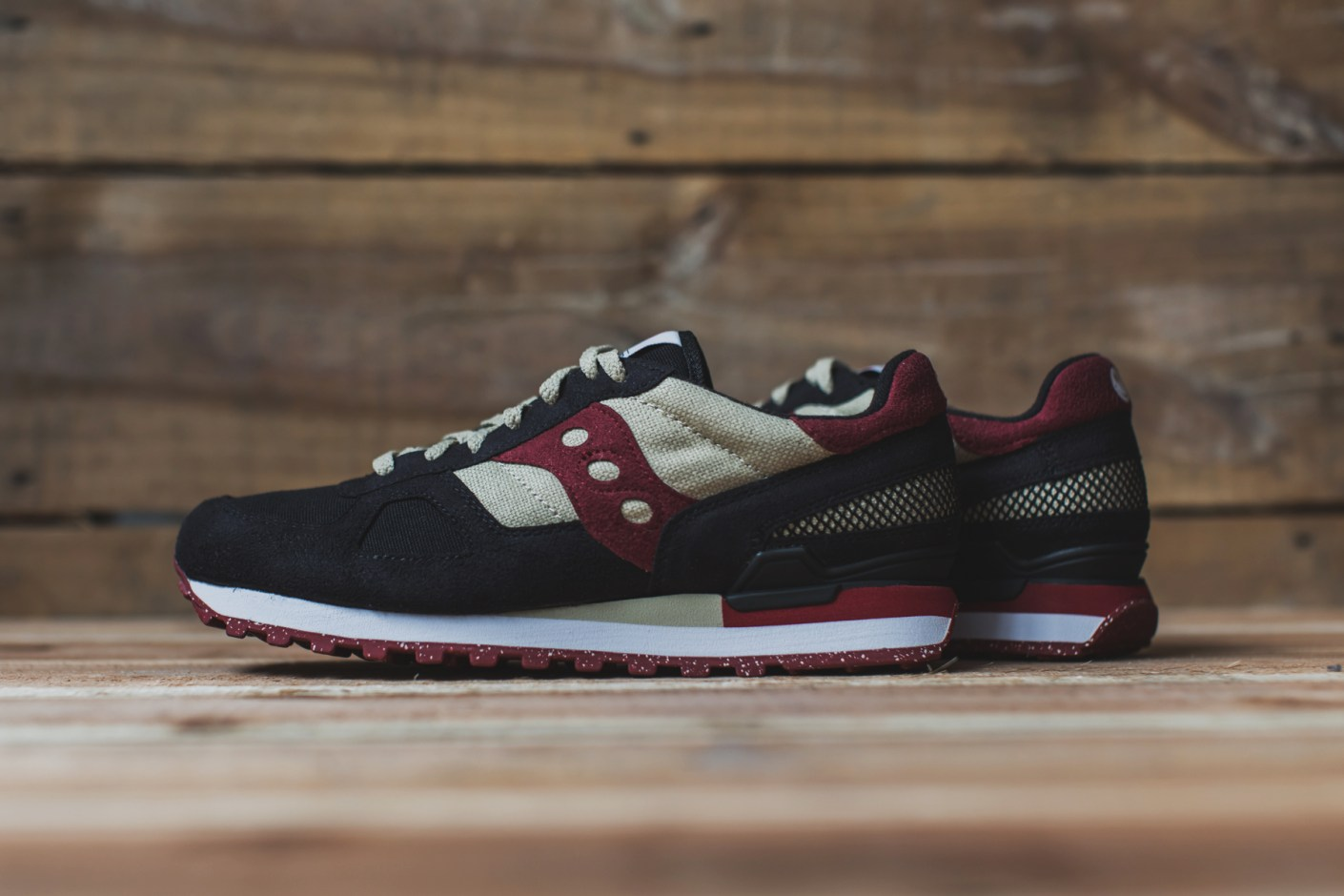 "Image of A Closer Look at the BAIT x Saucony Shadow Original ""Cruel World 2"""