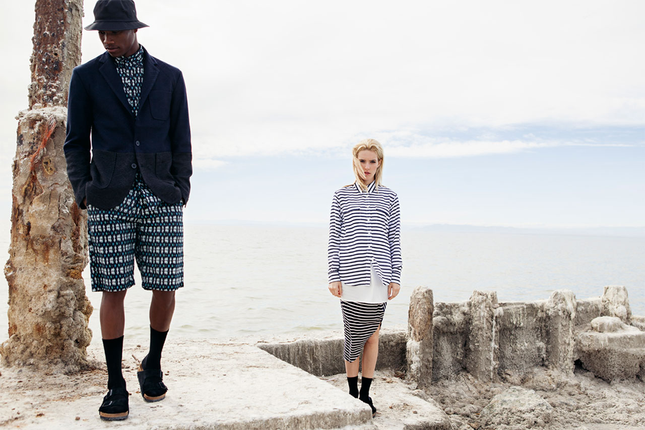 Image of Shades of Grey by Micah Cohen 2014 Spring/Summer Lookbook