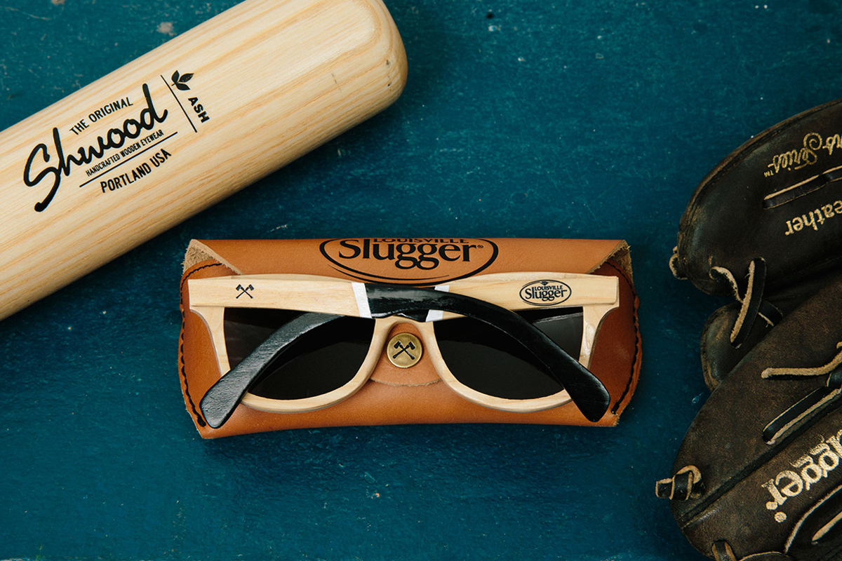 Image of Shwood for Louisville Slugger 2014 Spring/Summer Collection