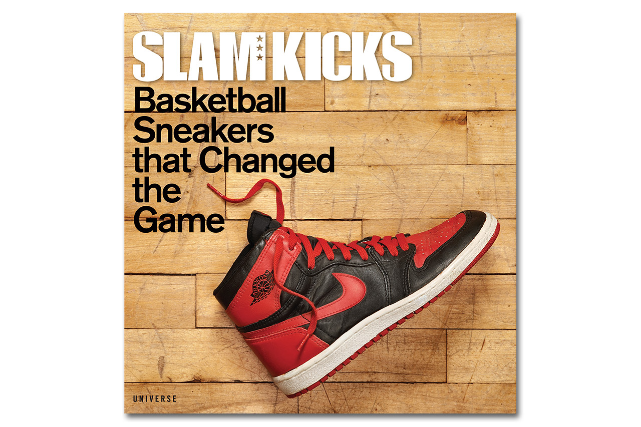 Image of SLAM KICKS: Basketball Sneakers that Changed the Game