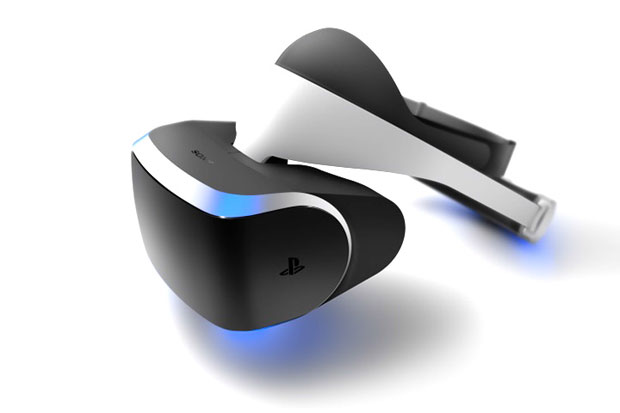 Image of Sony Unveils its Project Morpheus VR Headset for PS4