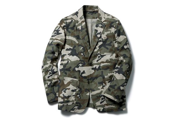 Image of SOPHNET. Pripera 2 Button Uncon Jacket