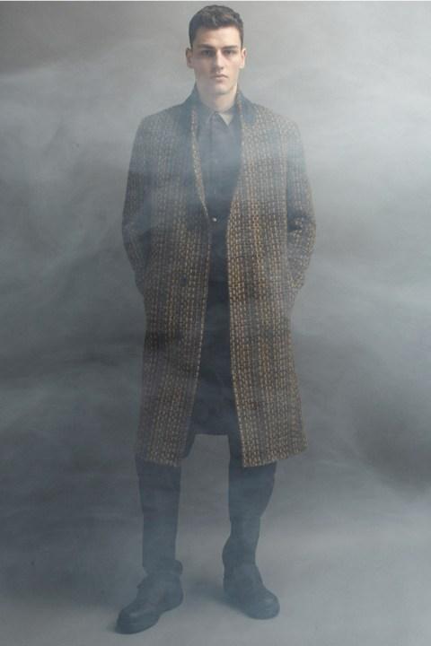 Image of Stephan Schneider 2014 Fall/Winter Lookbook