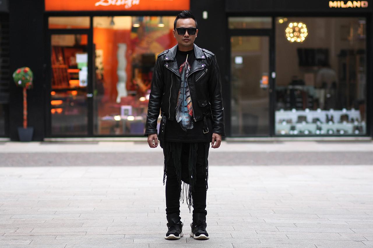 Image of Streetsnaps: Eskandar Ibrahim