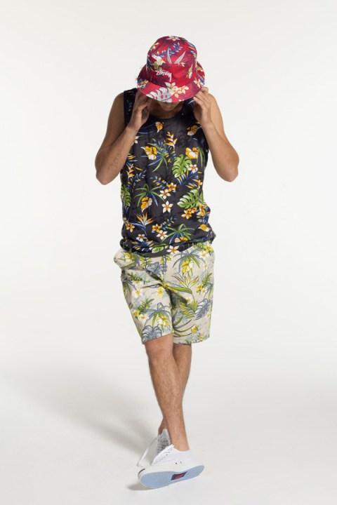 Image of Stussy 2014 Spring Lookbook
