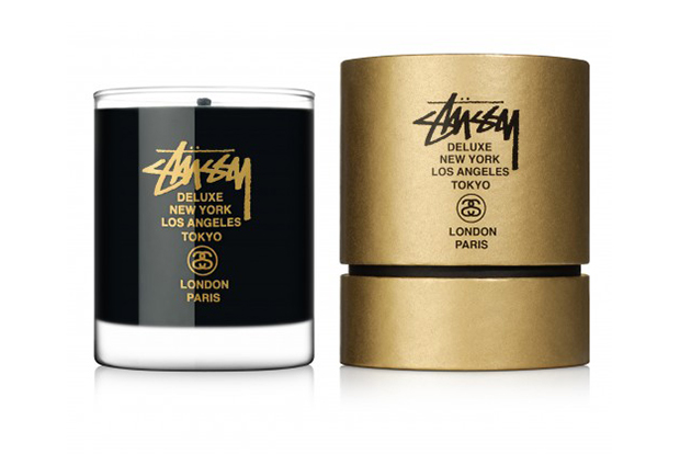 Image of Stussy x Baxter of California 2014 Candle