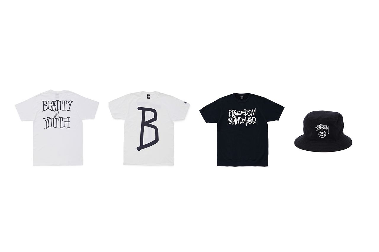 Image of Stussy for BEAUTY & YOUTH UNITED ARROWS 25th Anniversary Collection
