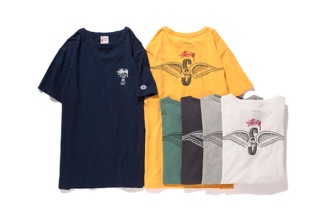 "Image of Stussy x Champion 2014 Spring/Summer ""Rochester"" Collection"