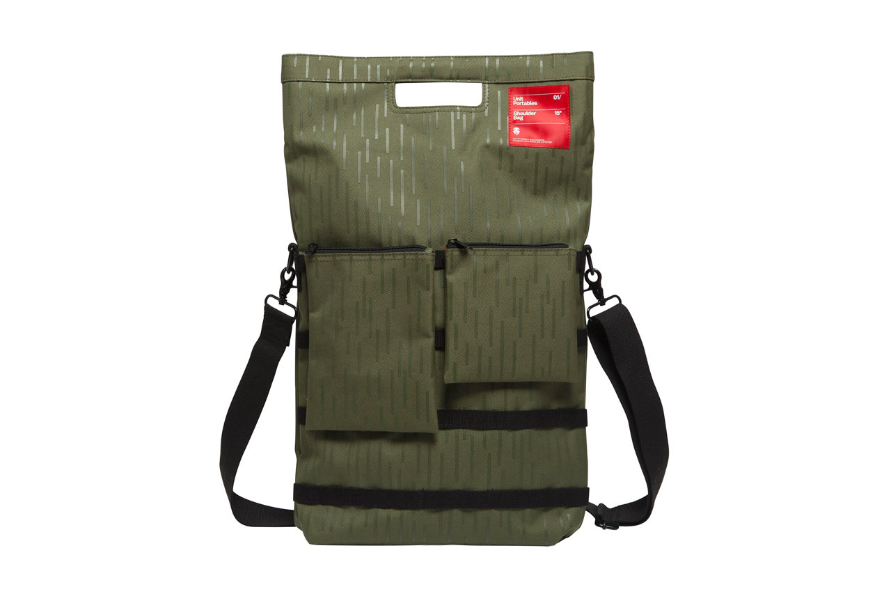 Image of Supremebeing x Unit Portables 2014 Spring/Summer Bag Collection
