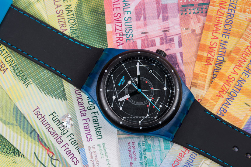 Image of Swatch SISTEM51 Watch