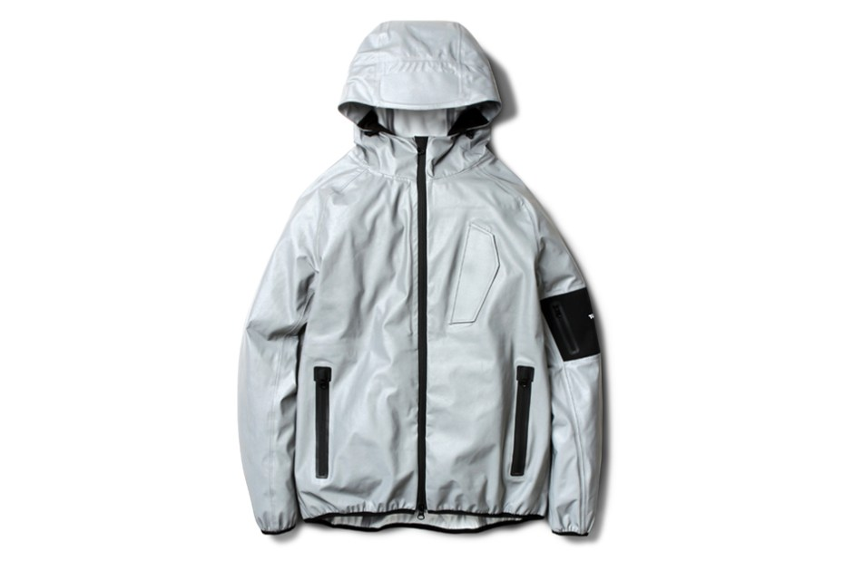 Image of T-Level x Why+7 Spring/Summer Collection Flazma Reflective Jacket 2014