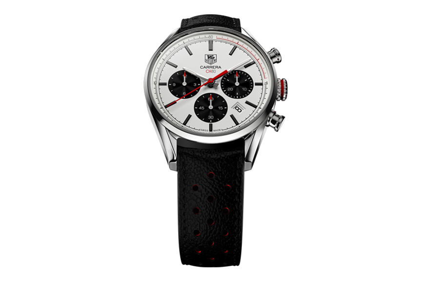 Image of TAG Heuer Carrera Calibre CH 80 Chronograph