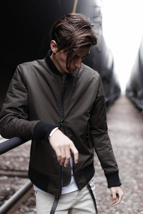"""Image of THE/END 2014 Fall/Winter """"WANDERER"""" Lookbook"""