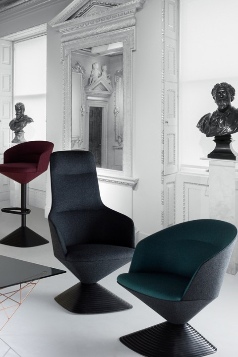 Image of Tom Dixon Designs Member's Club-Inspired Furniture For Milan Design Week 2014