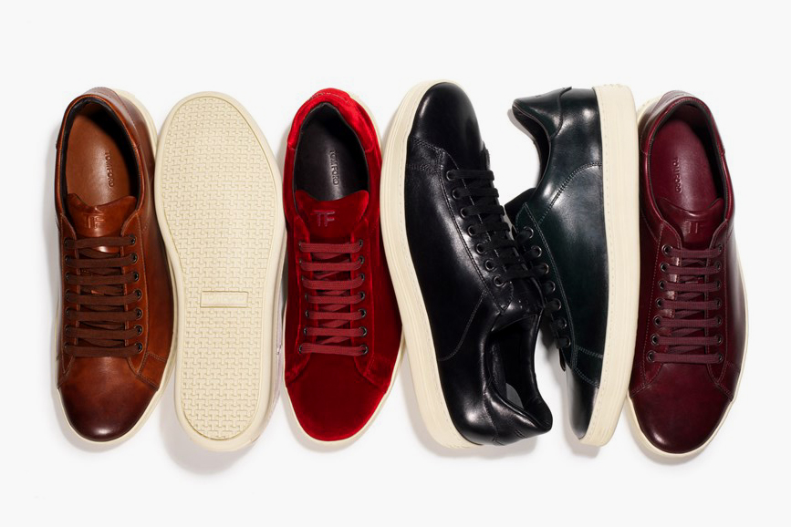 Image of Tom Ford 2014 Fall/Winter Footwear Preview