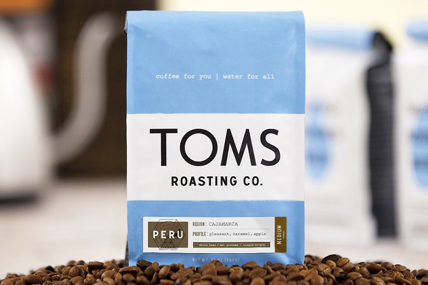 Image of TOMS Roasting Co. Coffee