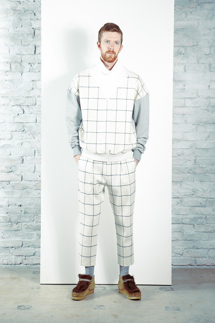 Image of undecorated MAN 2014 Fall/Winter Lookbook