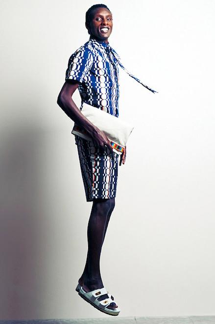Image of UNITED ARROWS 2014 Spring/Summer Lookbook