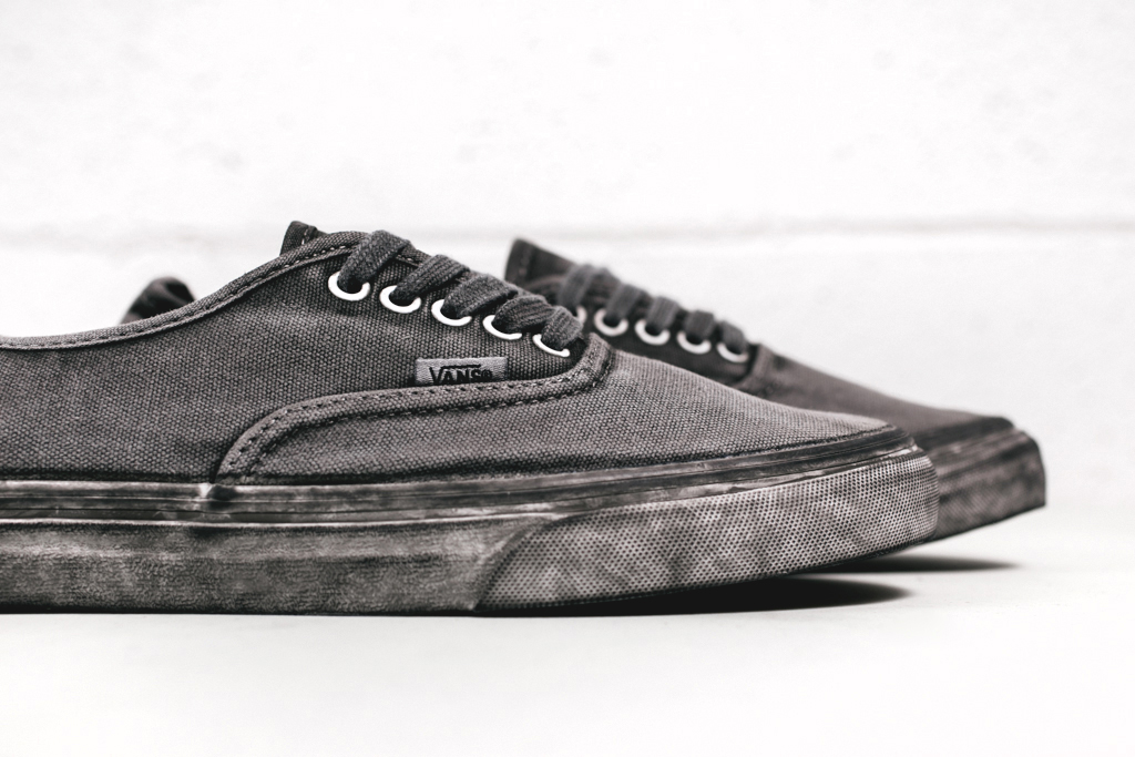 "Image of Vans California 2014 Spring Authentic ""Over Washed"" Pack"