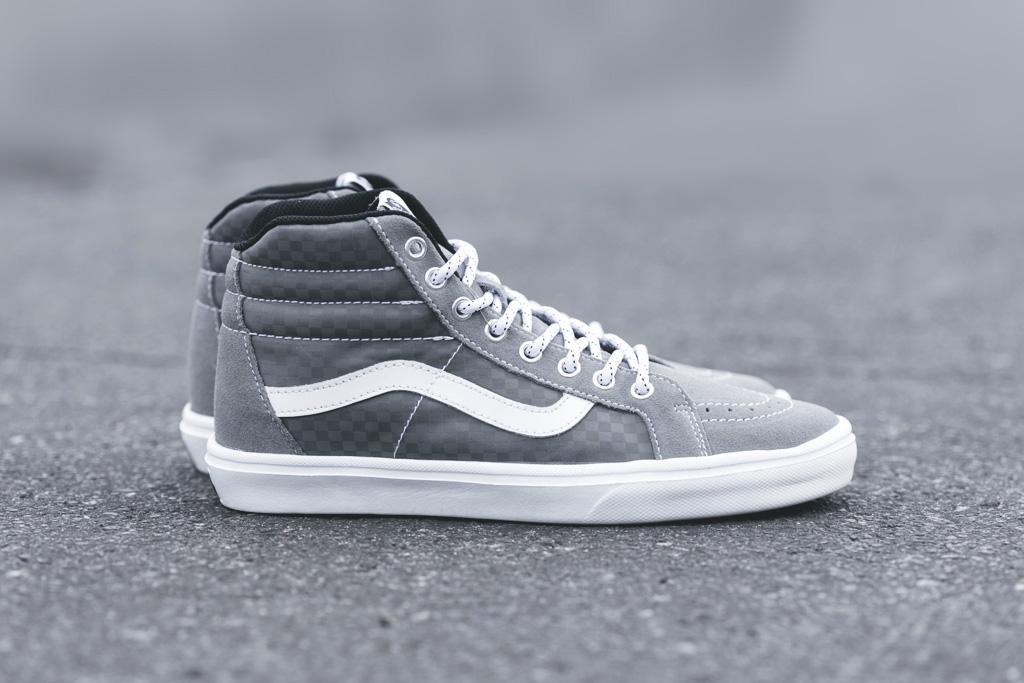 "Image of Vans California Sk8-Hi Lite ""Checkerboard Nylon"""