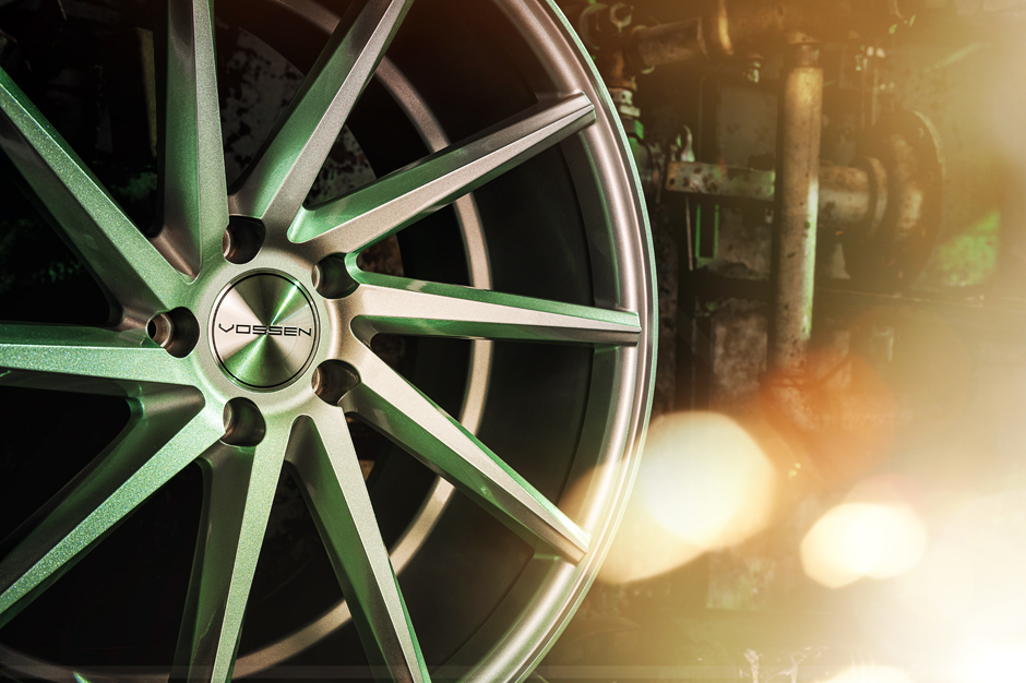 Image of Win a New Set of Wheels with the Vossen Wheels x HYPEBEAST Giveaway