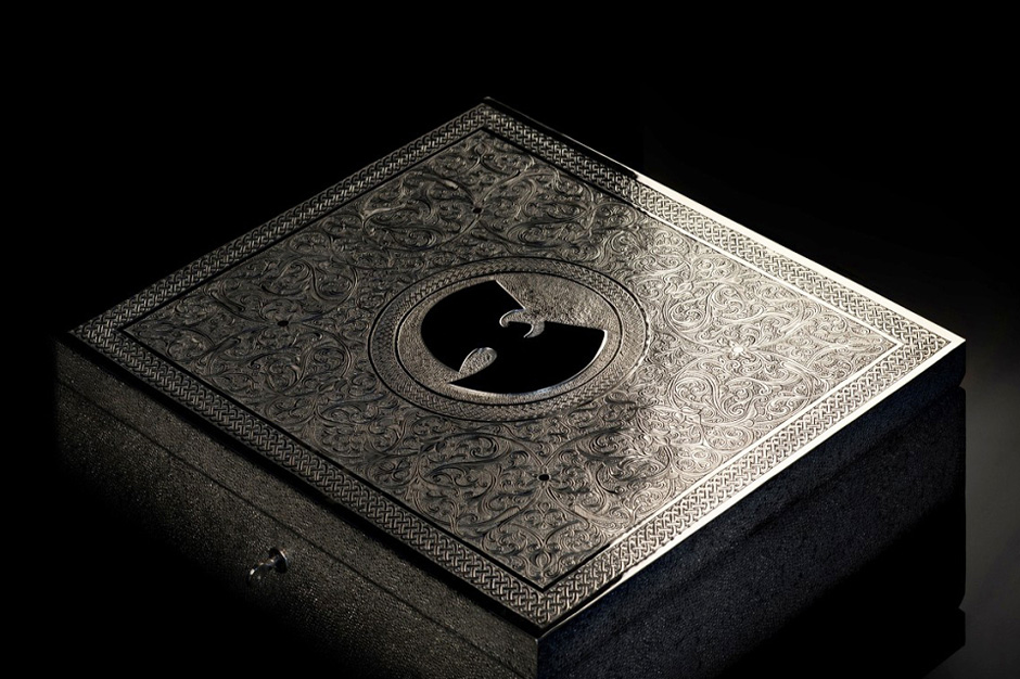 Image of Wu-Tang Clan to Sell a Single Copy of Secret Double Album for Millions