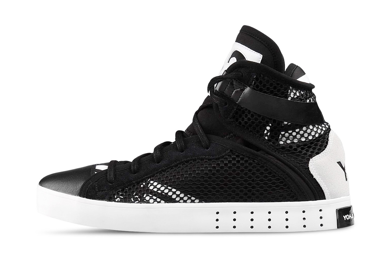 Image of Y-3 2014 Spring/Summer Laver High